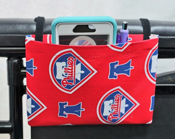 New York Armrest Hanging Cell Phone Holder for a Wheelchairs