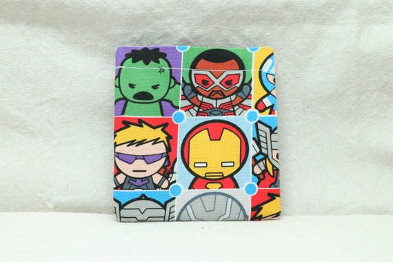 Super Heros Armrest Hanging Cell Phone Holder for a Wheelchair, Walker or other Mobility Aides