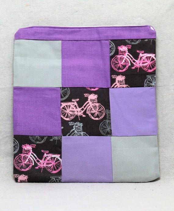 Single Pocket Armrest Bag for Wheelchair, Walker or other Mobility Aides