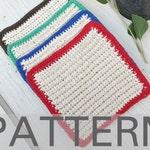 Extra Thick Crochet Hot Pad