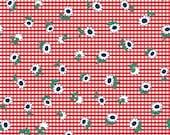 Riley Blake Fabric - Sunnyside Ave Main Red by Amy Smart C7100-RED Fabric Yardage