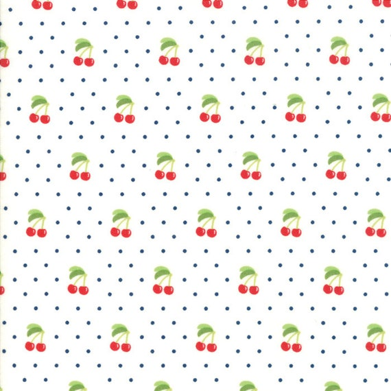 10 squares Orchard Layer Cake 42 pieces assorted 24070LC by April Rosenthal and Moda Fabrics