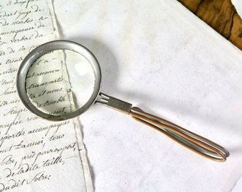 7226b27d15f9 Antique Steampunk Magnifying Glass