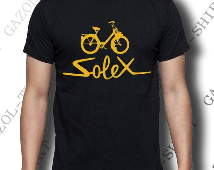 Élégant T-shirt Solex vintage. Solex accessoires à offrir ou a s'offrir. Collectionneur solex.