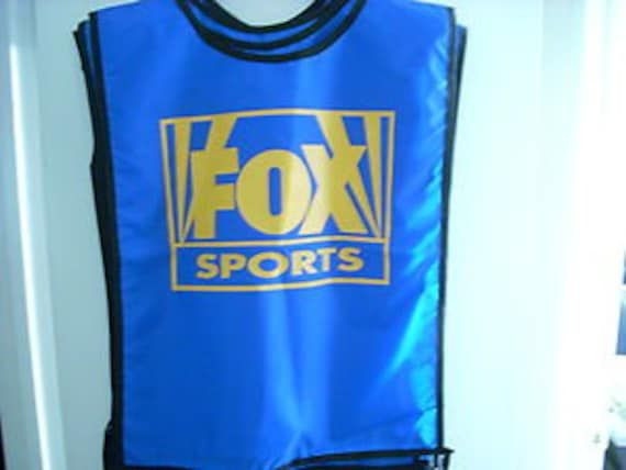 Fox Sports Logo Safety Field Vest