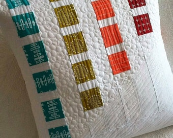 Linda's Quilted Cushion Sewing Pattern