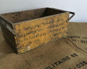 Old box cartridges