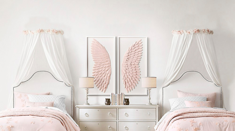 50 & 2 x Arc Bed Canopy Frames to create TWIN Bed Corona Coronet   Etsy