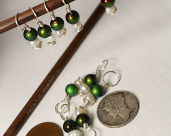 Mood Bead Stitch Markers