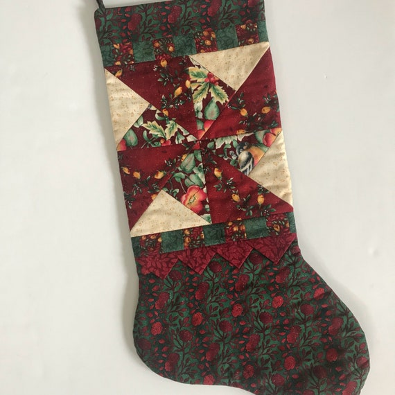 image 0 - Handmade Christmas Stockings