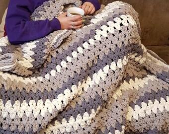 Crochet Blanket Etsy