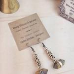 Mjolnir Earrings