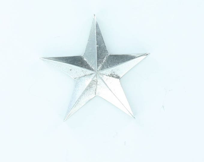 Texas Star Pin