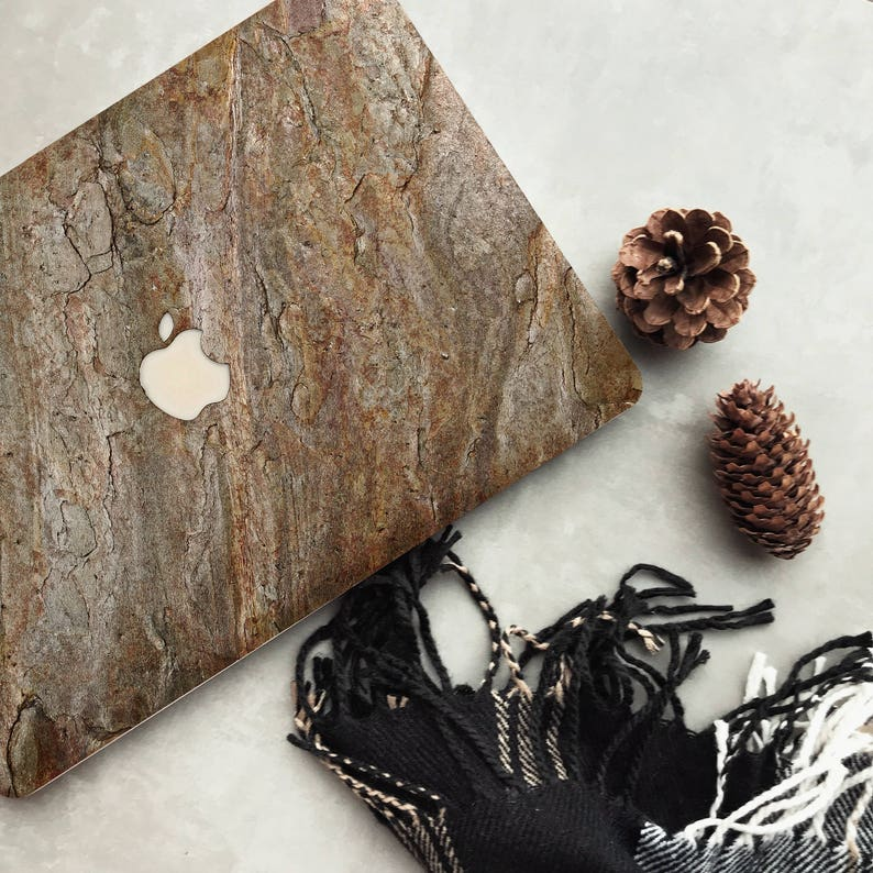 info for c8e54 666c7 Natural Stone Macbook Case / Cover / - for Macbook Air | Pro | Non Retina |  Retina | Touch Bar | 11, 12, 13, 15 inch |Burning Forest