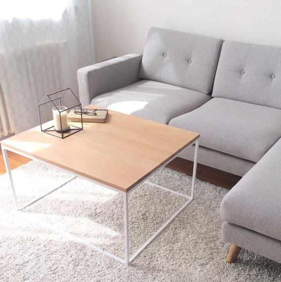 DOMI blanc tableINDUSTRIAL roomify INDUSTRIAL ROOM table basse loftdesignINDUSTRIAL eHIDE9YbW2