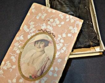 Antique Victorian Women's Leather Gloves