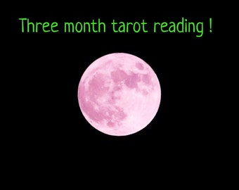 Tarot reading for next three months . Same day or next at latest ! Honest and tell you as it is ! Genuine reader !