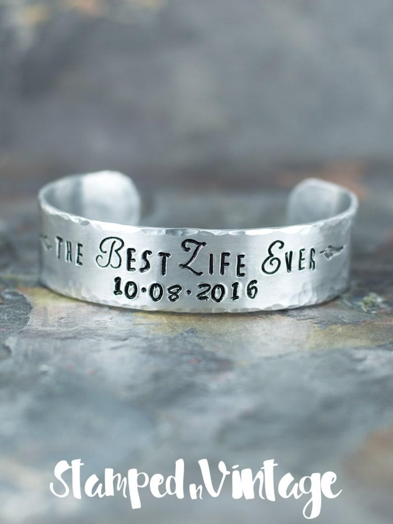 Best Life Ever Bracelet  Scripture Cuff  JW Gift  image 0