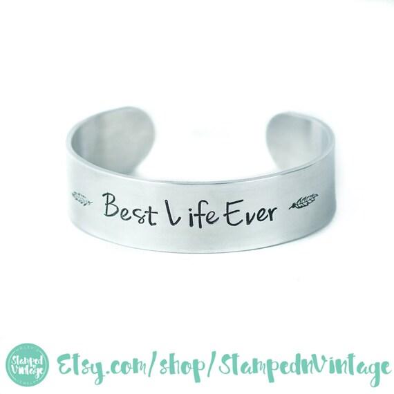 JW Custom Pendant Best Life Ever Jewelry JW Bracelet JW Baptism Bracelet