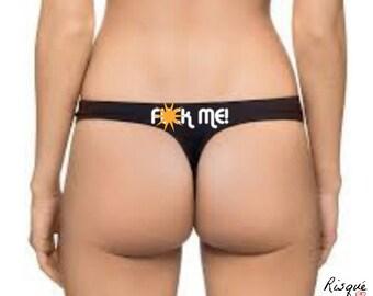 Mature g string sexy ass