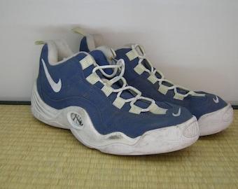 sneakers for cheap 3f83e 0dd53 RARE Nike Allah deadstock 90s basket vintage sneakers 80s heat Nike Air  Bakin