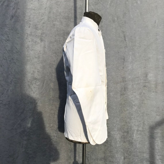 deadstock 50s cook jacket au molinel french workw… - image 6