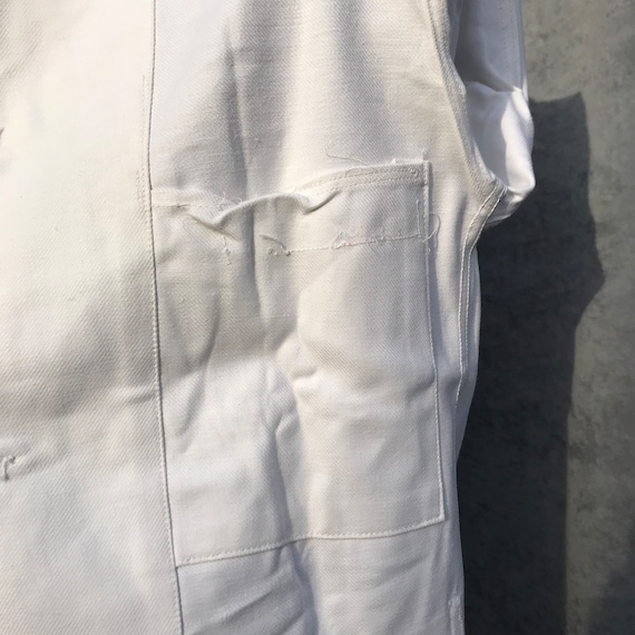 deadstock 50s french workwear painter jacket - image 10