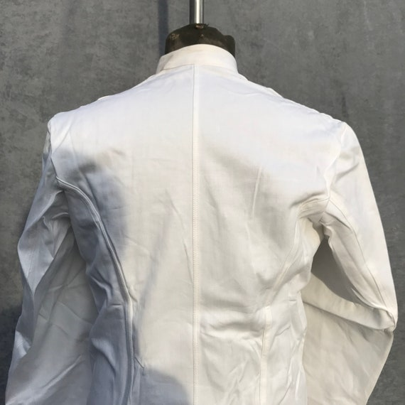 deadstock 50s cook jacket au molinel french workw… - image 8