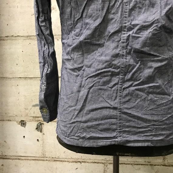 deadstock 50s butchery jacket vintage french work… - image 8