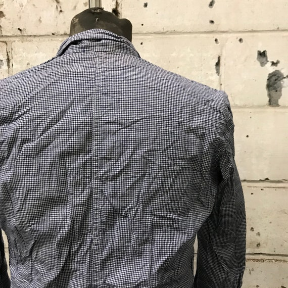 deadstock 50s butchery jacket vintage french work… - image 7
