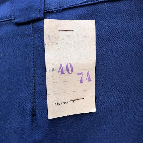 deadstock 40s moleskine pants 40 louis fabre vinta