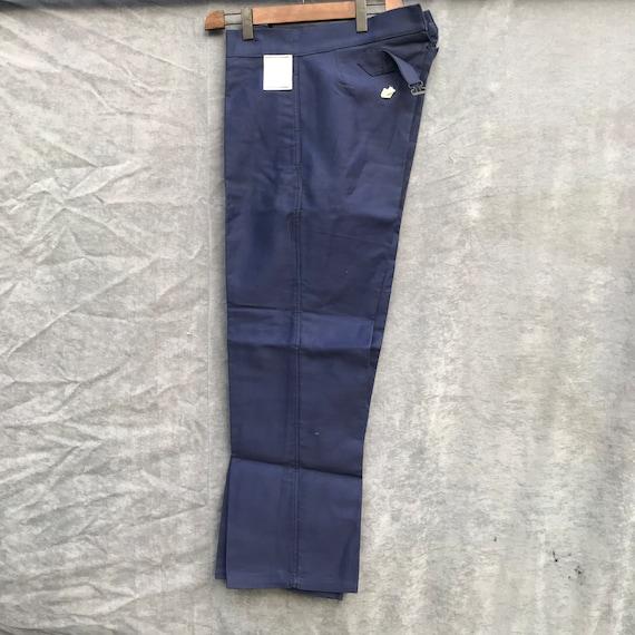 deadstock 40s moleskine pants martingale 48 louis