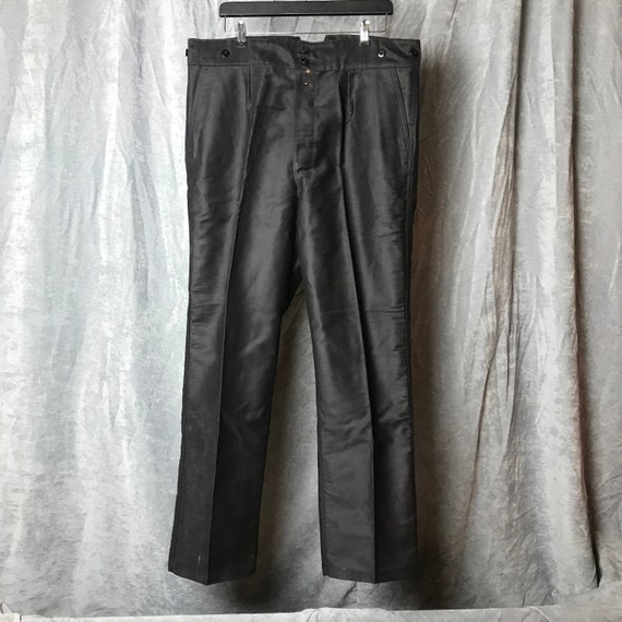deadstock 60s moleskin pants vintage french workwe