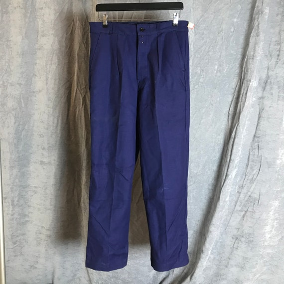 deadstock 50s catamaran pants vintage french workw
