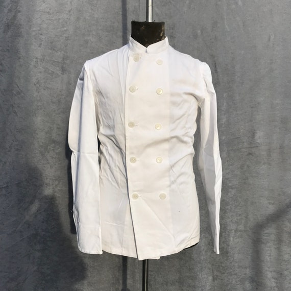 deadstock 50s cook jacket au molinel french workwe