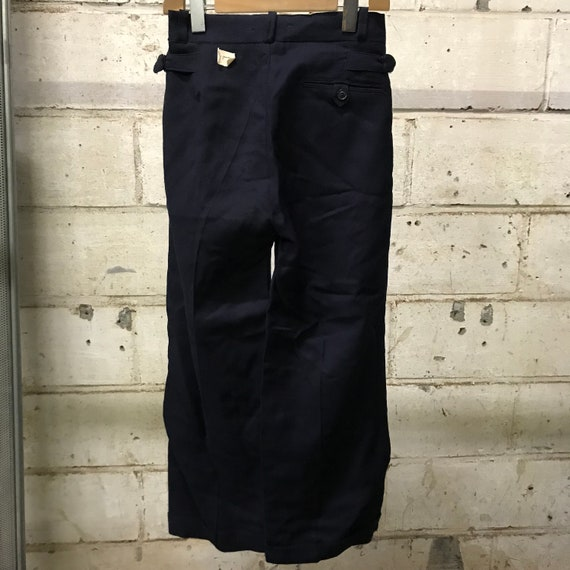 deadstock 60s pants martingale french workwear vi… - image 5