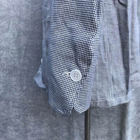 deadstock 60s butchery jacket vintage french work… - image 5