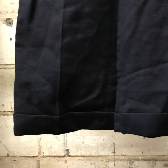 deadstock 60s pants martingale french workwear vi… - image 4