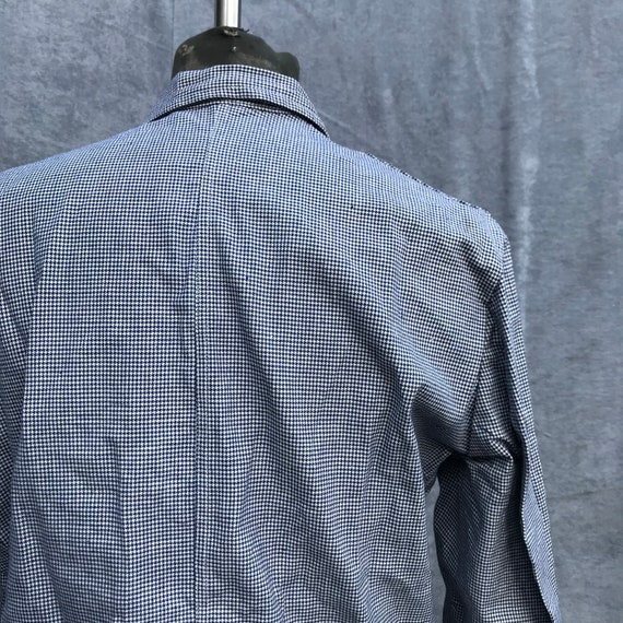 deadstock 60s butchery jacket vintage french work… - image 7