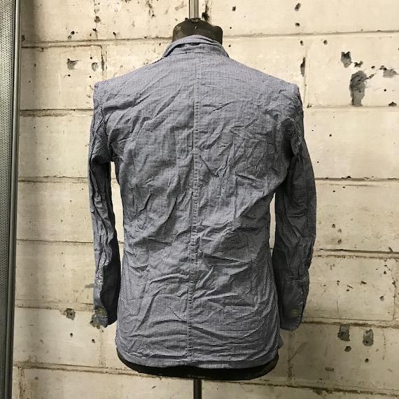 deadstock 50s butchery jacket vintage french work… - image 6