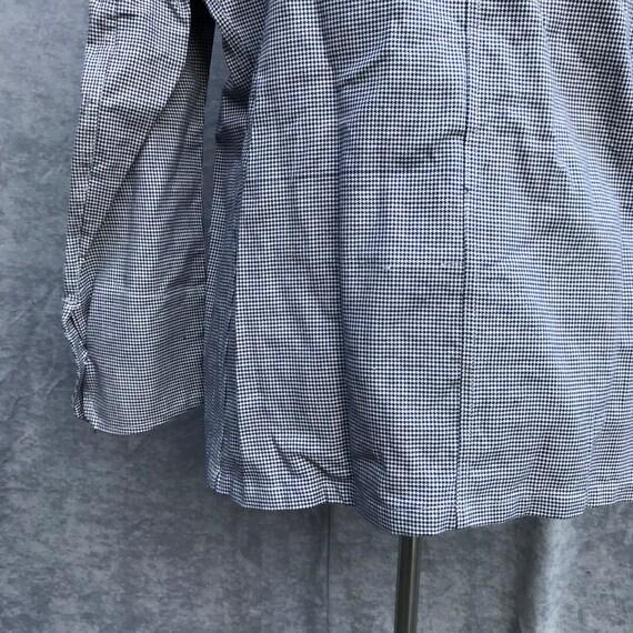 deadstock 60s butchery jacket vintage french work… - image 8