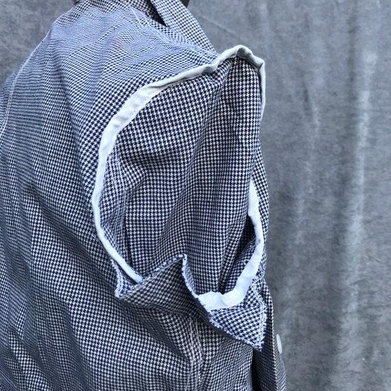 deadstock 60s butchery jacket vintage french work… - image 9