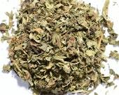 organic lemon balm melissa officinalis herbal tea loose leaf eco-friendly plastic-free packaging