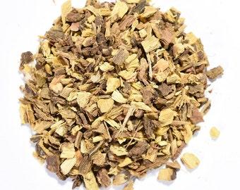 LICORICE ROOT | Organic Herbal Tea | Loose Leaf or Tea Bags | Tea Tin | Eco-Friendly