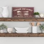 FREE SHIPPING! Floating Shelf, Floating Shelves, Farmhouse Decor, Rustic Shelf,  Ledge Shelf, Open Shelving