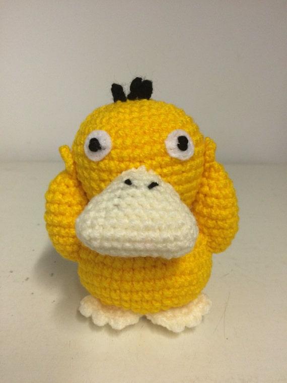 Anime hand crochet character