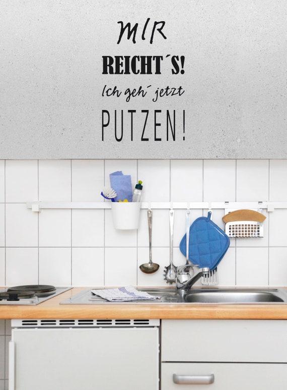 Wandbild Spruch Küche | Etsy