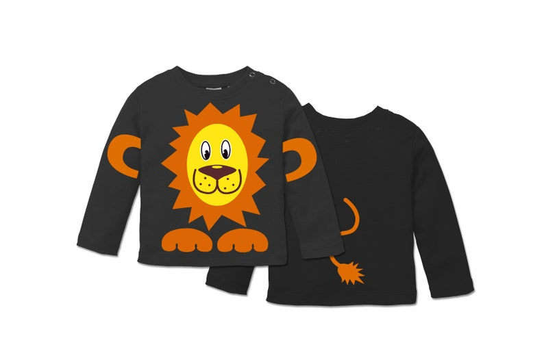 Lion Baby ullover Costume Carnival Helloween