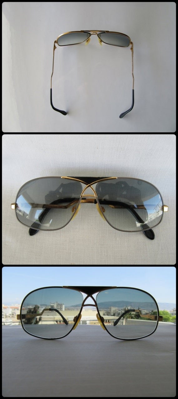 CAZAL 737 vintage 80s made In West Germany sunglas