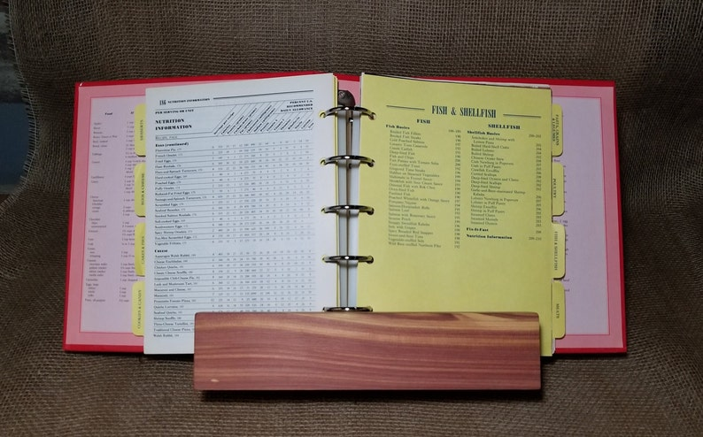 Rustic Cookbook Stand Cookbook Holder ipad Stand Book Stand Recipe Stand Cedar cookbook stand